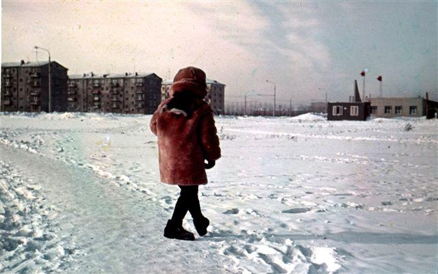Проспект Ленина рядом с Терешковой
