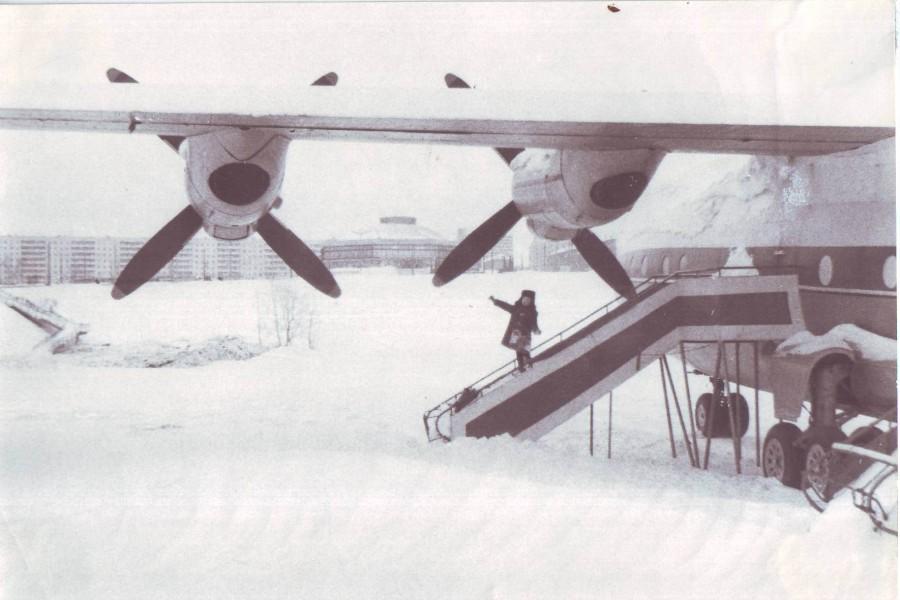 Самолёт «Антошка»