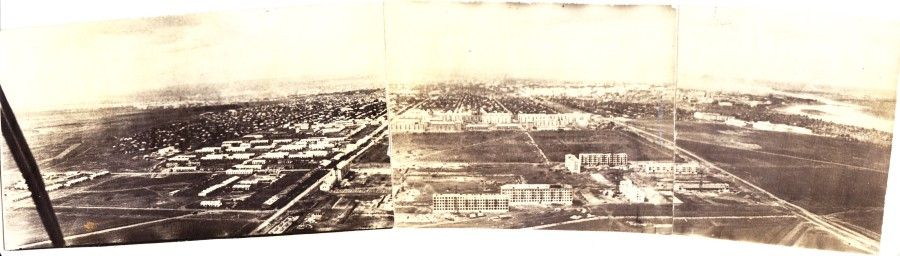 Панорама Кемерова