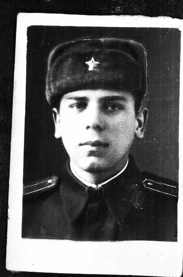 Счастный Николай Митрофанович