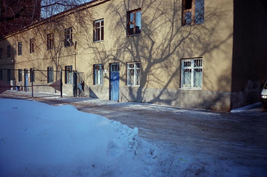 Старый дом на Притомской набережной, 3