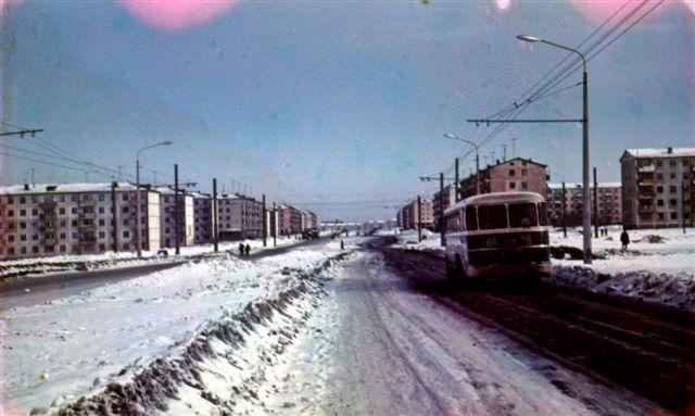 Пересечение Ленина и Терешковой