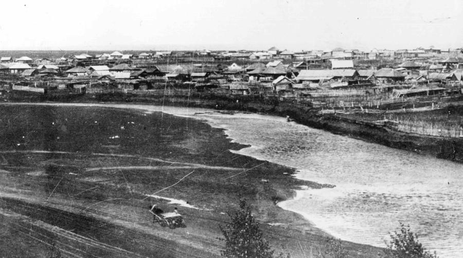Щеглово, 1913 год