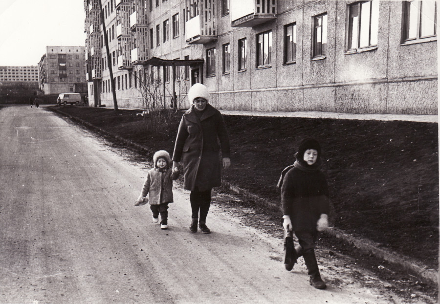 Проезд к проспекту Ленинградский