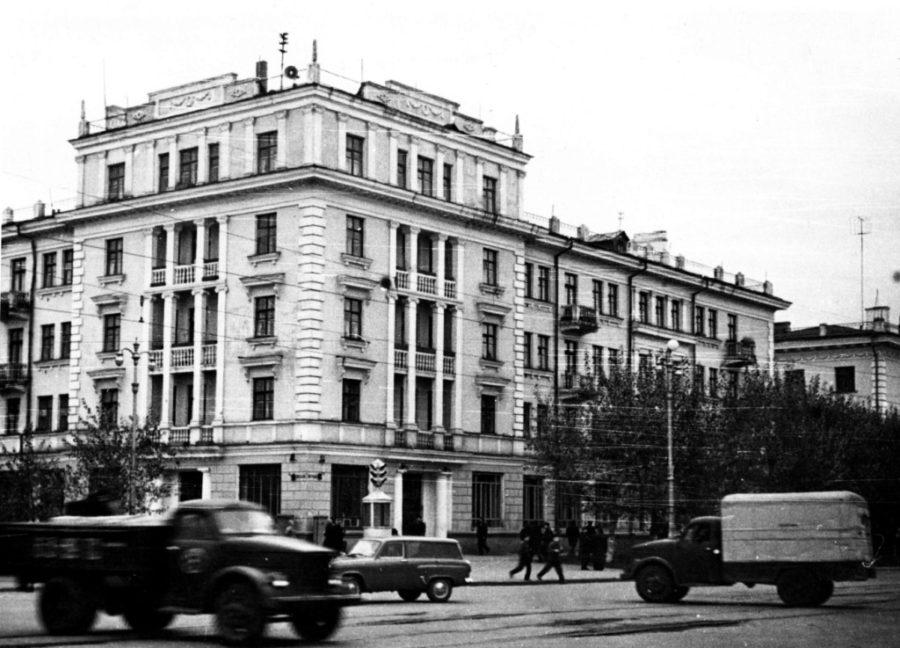 Советский, 34