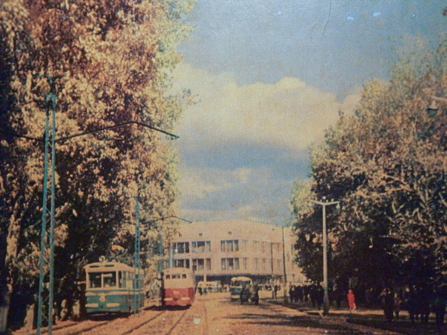 Дзержинского 60-е