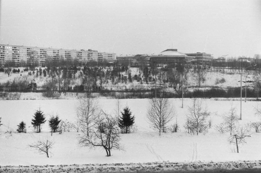 Парк Жукова