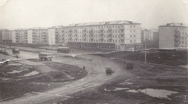 Перекрёсток Ленина-Волгоградская