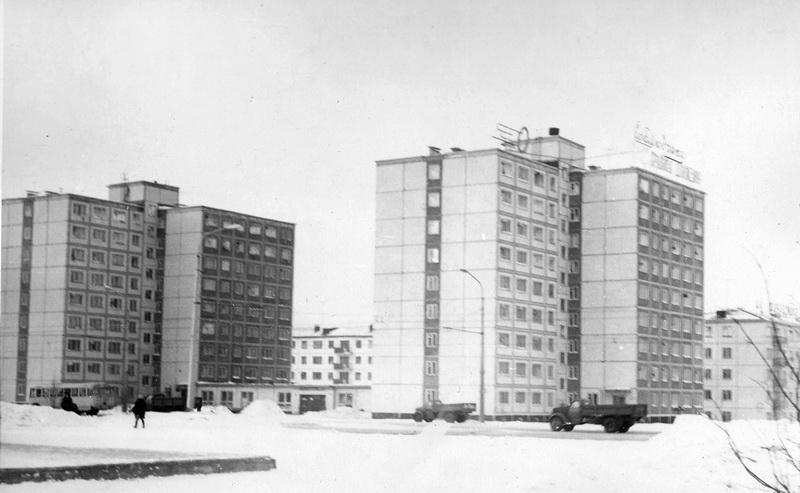 Общежития «Пентагон»